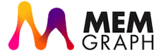Graphileon includes support for Memgraph logo