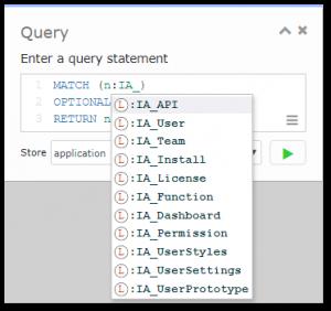 Graphileon 2.7.0 autocomplete query panel