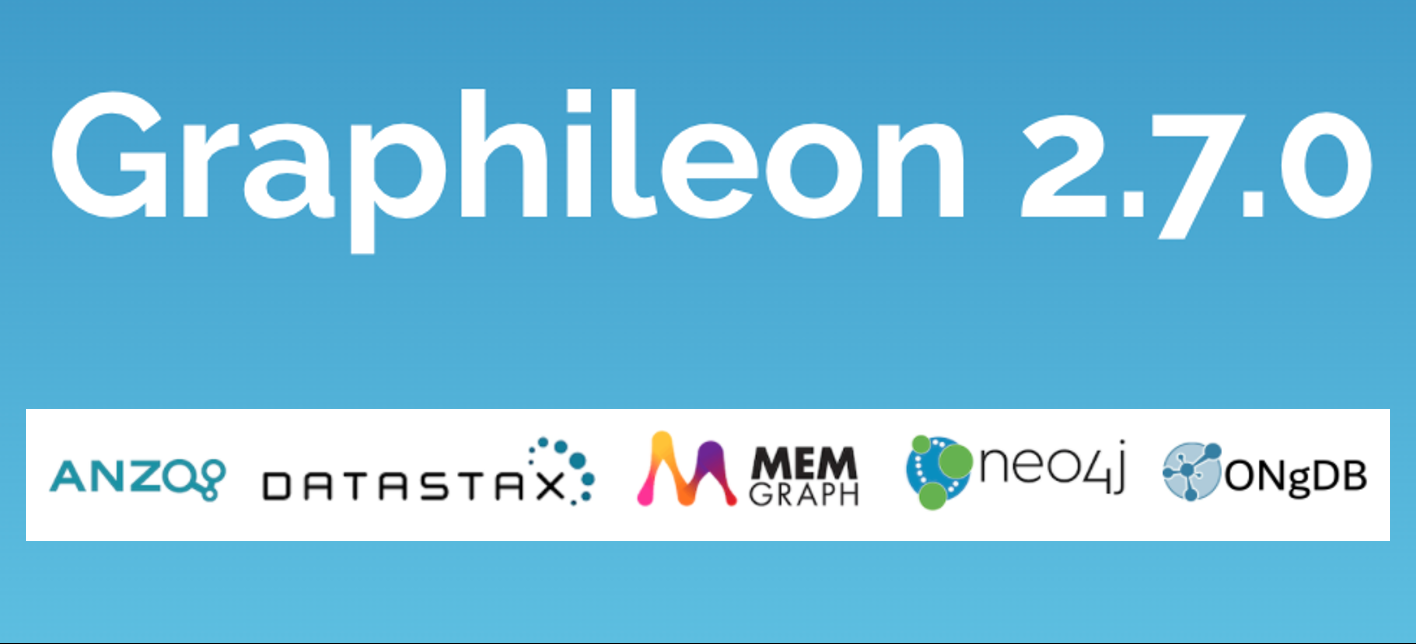 Graphileon 2.7.0 has arrived. New features and support for more stores.